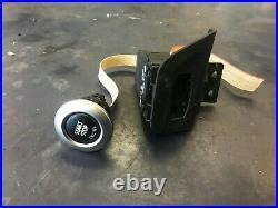 2006 BMW 116i E87 IGNITION SWITCH BARREL REMOTE KEY & ENGINE START STOP BUTTON