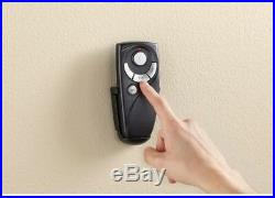60 Inch Ceiling Fan Light Kit Remote Control LED Indoor Modern Brushed Nickel