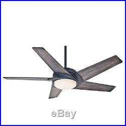 Casablanca 59093 Stealth 54 Ceiling Fan with Blades and LED Light Kit
