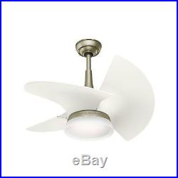 Casablanca 59137 30 Ceiling Fan 3 Fan Blades and LED Light Kit Included