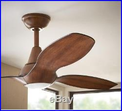 Ceiling Fan LED Light Kit and amp Remote Control Modern Contemporary 3 Blade