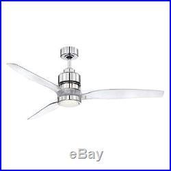 Craftmade K11067 Sonnet 52 3 Blade Indoor Ceiling Fan withLED Light Kit & Blades