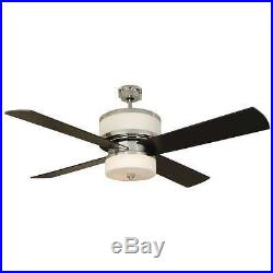 Craftmade MO56CH4 Midoro 56 Ceiling Fan With Remote And Light Kit