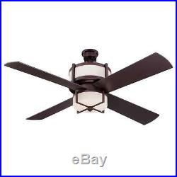 Craftmade MO56OB4-WG Midoro 56 Ceiling Fan With Remote And Light Kit