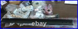 Fanimation FPD8159BNWBL Odyn Ceiling Fan with LED Light Kit, 84, Brushed Nickel