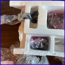 Fanimation FPD8159DZW 84 Inch Odyn Ceiling Fan with LED Light Kit, Dark Bronze