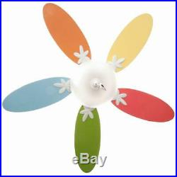 Hampton Bay Harper II 44 in. Indoor White Ceiling Fan with Light Kit