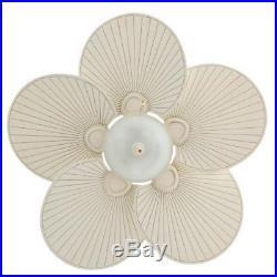 Hampton Bay Havana 48 Indoor/Outdoor Vintage White Ceiling Fan withLight Kit51327