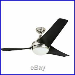 Honeywell Home Rio Rio 52 3 Blade Indoor Ceiling Fan with Light Kit