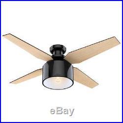 Hunter 59259 52 Ceiling Fan -4 Reversible Blades, LED Light Kit
