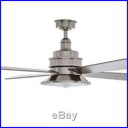 Modern Ceiling Fan with Light Kit and Remote Industrial Smart Home System 52