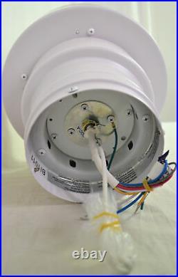 Modern Forms Vox 38 Inch Flush Mount Fan with Light Kit Vox FH-W1802-38L-MW