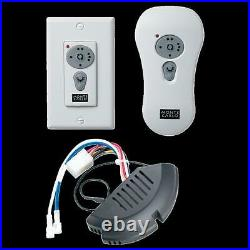 Monte Carlo Fan Company Reversible Wall/Hand-held Remote Control Kit CK300