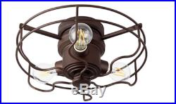 Quorum 1905-86 WINDMILL FAN LIGHT KIT Oil Rubbed Bronze 3 Light 3 Light