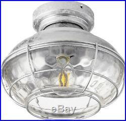 Quorum Lighting 1974-9 Windmill Light Kit, Galvanized