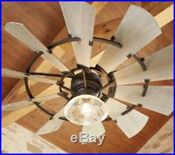 Quorum NEW 52 Windmill INDOOR Ceiling Fan FAN ONLY! Light Kits Sold Separate