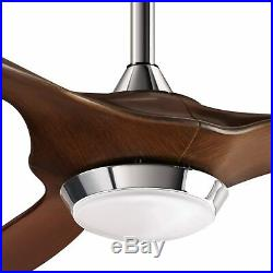 Reiga 52 Ceiling Fan with LED Light Kit Remote Control new