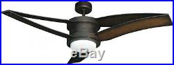 Triton II Ceiling Fan with Light Kit 52 in. Oil Rubbed Bronze Remote TroposAir