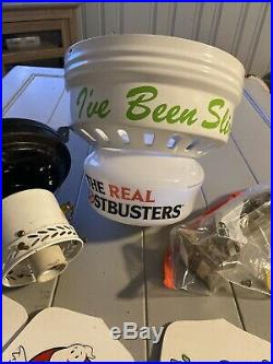 Vintage 1980s, The Real Ghostbusters 42 Ceiling Fan & Light Kit