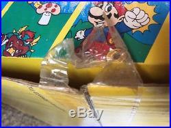 Vintage Nintendo Super Mario Bros Ceiling Fan Light Kit New Original Box SEALED
