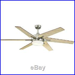 Westinghouse Cayuga 60-Inch Indoor Ceiling Fan w Dimmable LED Light Kit 7207700