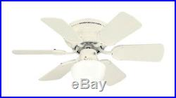 Westinghouse Ceiling Fan With Light Kit 30 6 Blades White