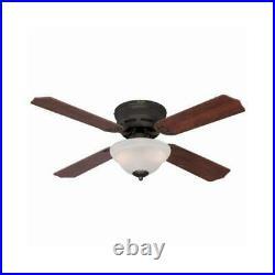 Westinghouse Hadley Ceiling Fan + Light Kit, Oil Rubbed Bronze, 42-In
