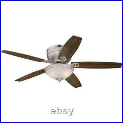 Westinghouse Lighting 7209700 52 in. Indoor Ceiling Fan with LED Light Kit Br