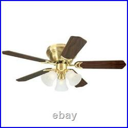 Westinghouse Lighting 7215100 42 in. Indoor Ceiling Fan with Light Kit With S